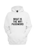 What Is The Wifi Password Unisex Pullover Hoodie - Meh. Geek
