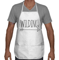 Wilding Two Pocket Apron APR51