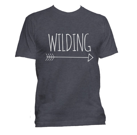 Wilding Men T-shirt / Tee