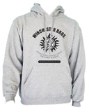 Winchester Saving People Hunting Things The Family Business Unisex Pullover Hoodie - Meh. Geek