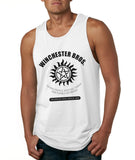 Supernatural Winchester Men Tank Top