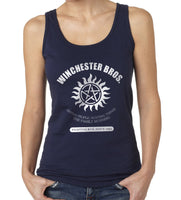 Supernatural Winchester Women Tank Top