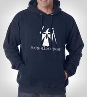 You Shall Not Pass Lord Of The Rings Unisex Pullover Hoodie