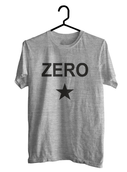 Zero Star The Smashing Pumkins Men T-shirt