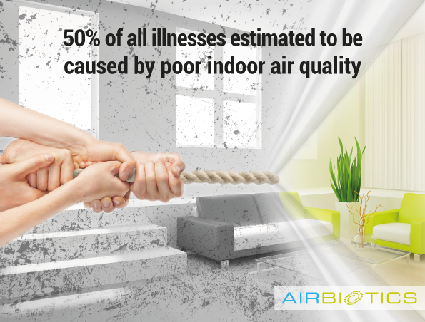 INDOOR AIR POLLUTION: What you should know