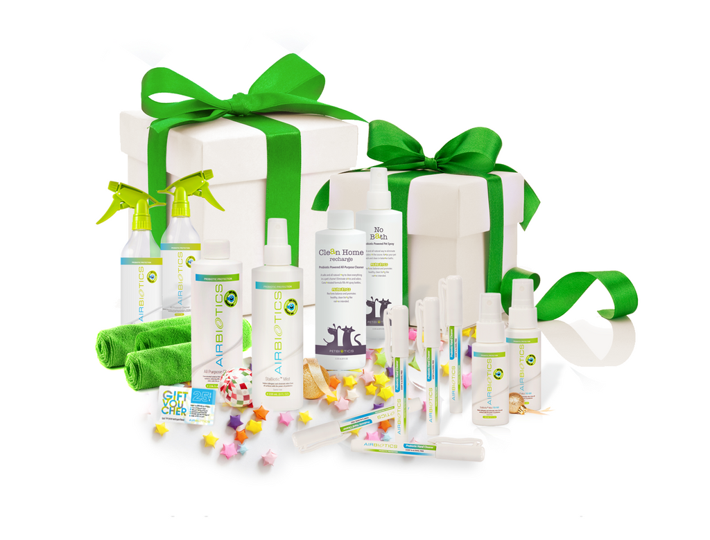 Enjoy Mindful Gift Giving This Year: Airbiotic Gift Sets