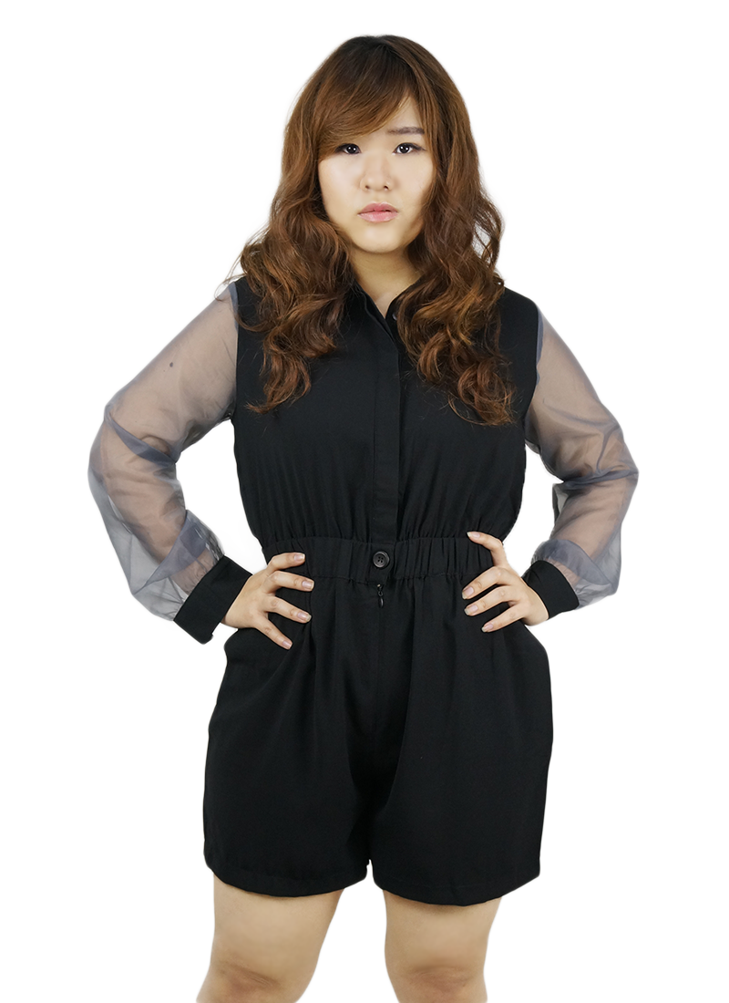 Ladies plus size jumper