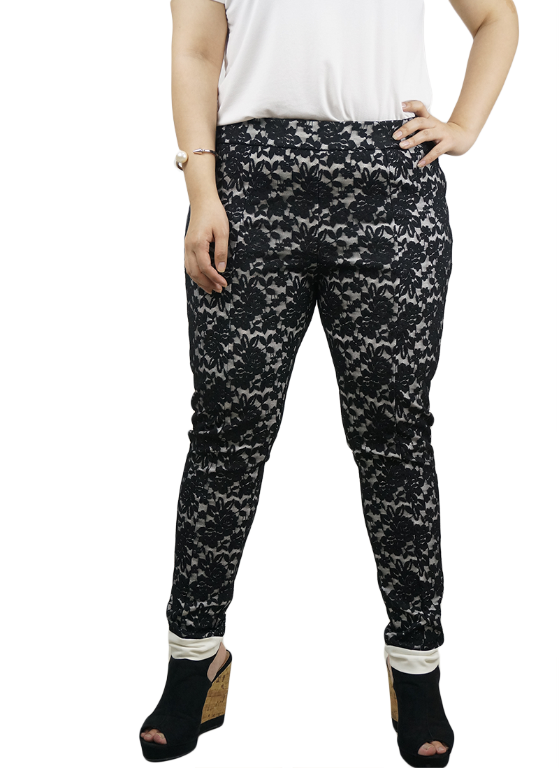 plus size formal pants