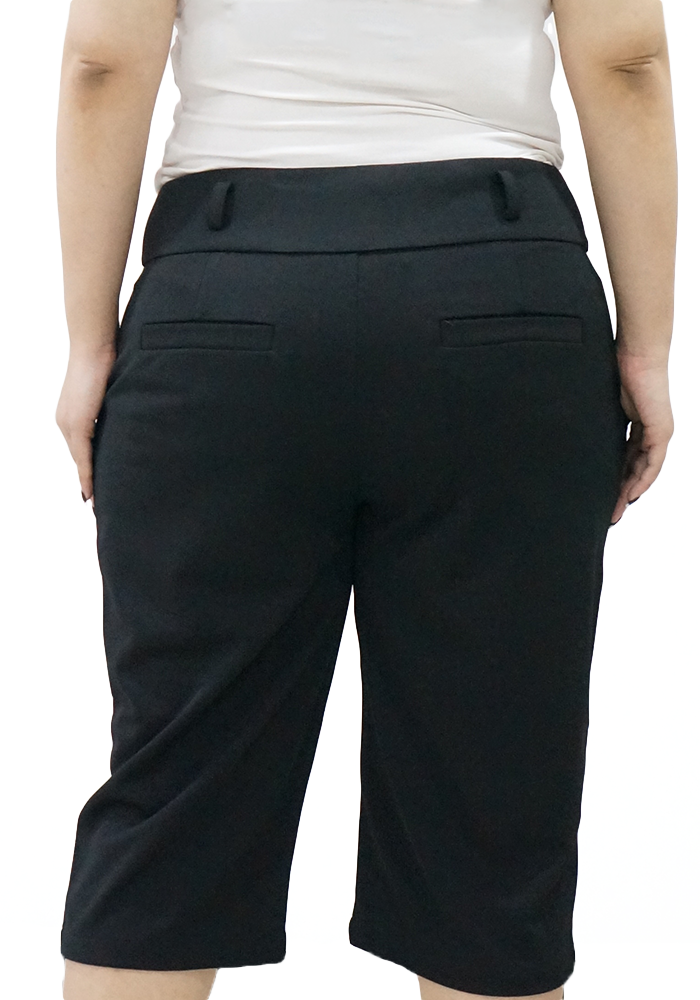 Crop Black Pants