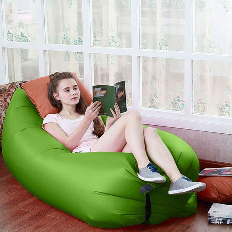 Inflatable Beanbag  Cushion