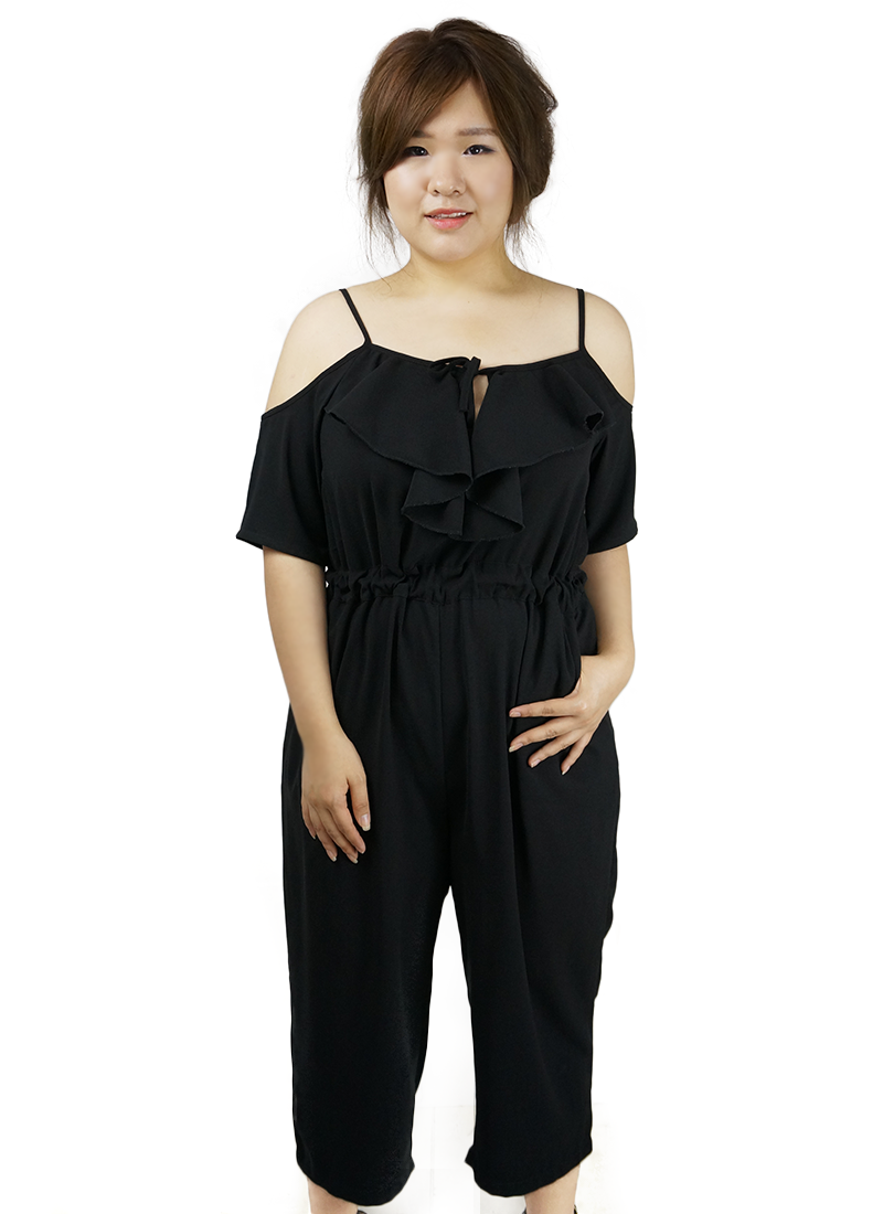 ladies plus size jumper with sleeves