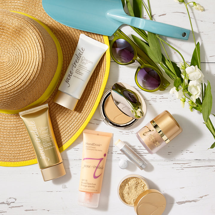 jane iredale - mineral foundation