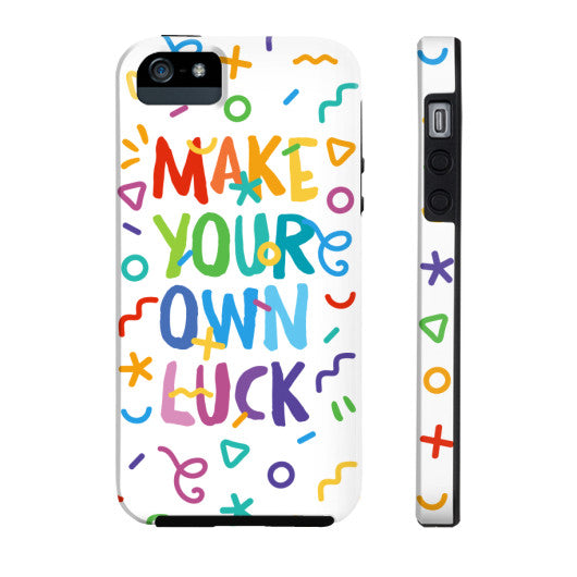 Make Your Own Luck Phone Case - Serob  - 5