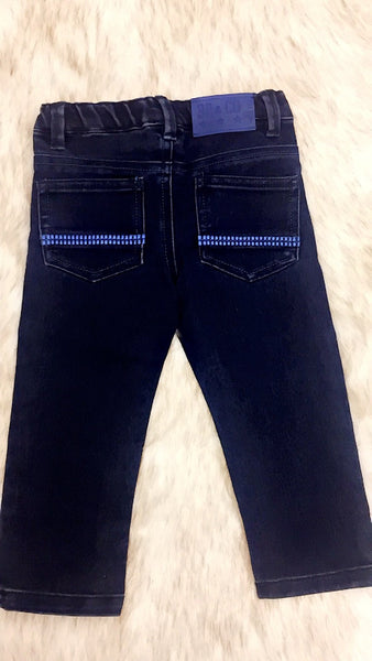 2pc Blue Jeans Set for Boys