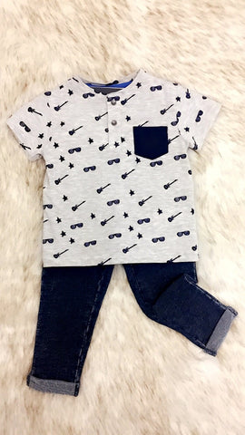 Fun and Comfy Set for Boys