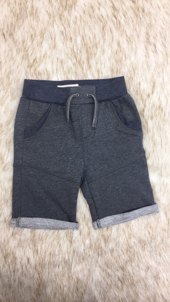 Soft Horse Print Short Set for Boys