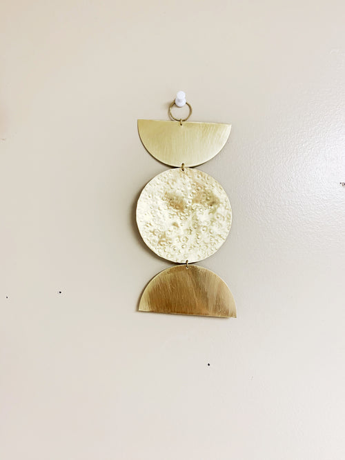 Metrix Jewelry - Mini Semi Circle Wall Hanging