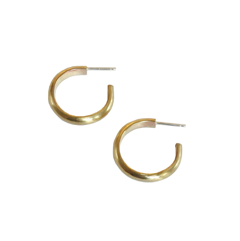 Small Chunky Hoops