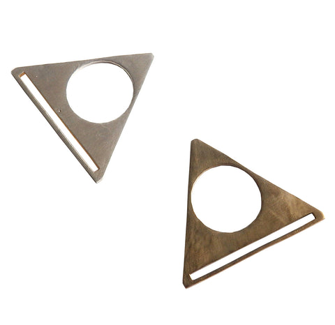 Circle Triangle Ring