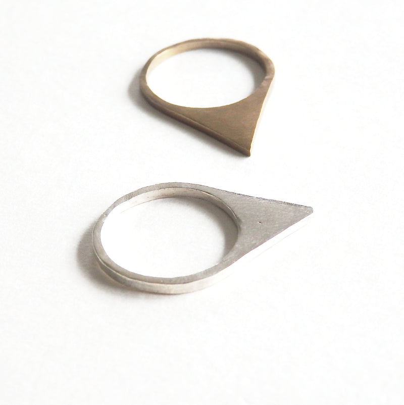 Spike point ring