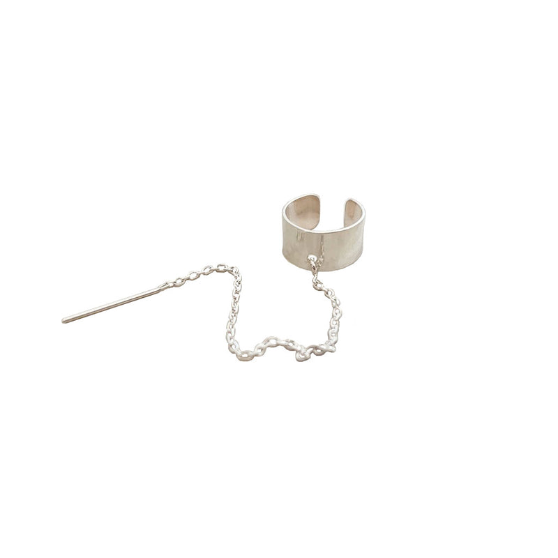 Metrix Jewelry - Ear Cuff Threader (in Sterling Silver)