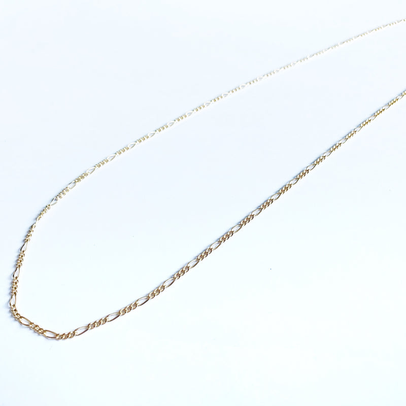 Figaro Layering Chain Necklace