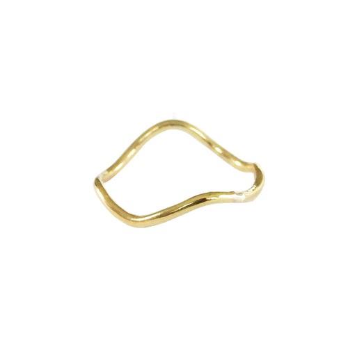 Metrix Jewelry Wave Stacking Ring