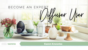 Delightful Diffuser Blend Recipes and Young Living Diffusers