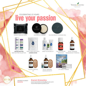 Check out Some of the Newly Launching Young Living Products!