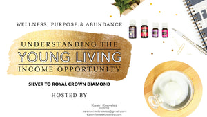 Young Living Income Opportunity Part 2: Silver and Beyond