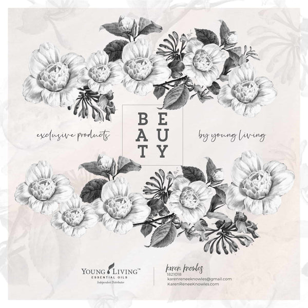 All About Young Living's Organic Beauty Products