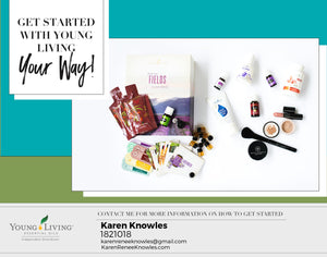 Getting Started Your Way with Young Living Essential Oils