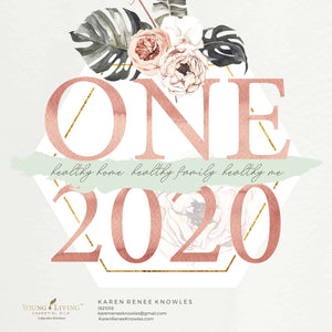 Young Living's New convention Products 2020