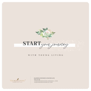 Start Your Young Living Journey With an Amazing Starter Kit