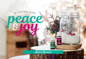 Holiday Essential Oils 'Make and Take' Recipes Make the Best Gifts!