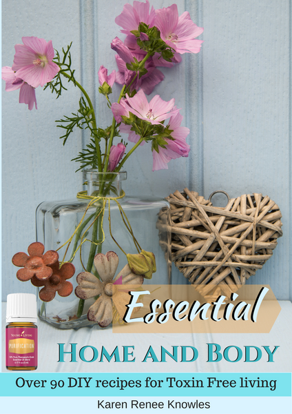 Essential Home and Body: Over 90 DIY Recipes For Toxin Free Living- FREE DOWNLOAD
