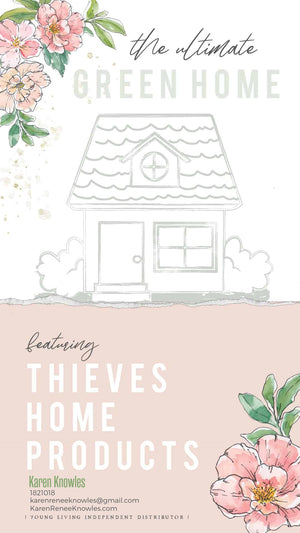 Green Home with Thieves