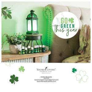Go Green This Year!