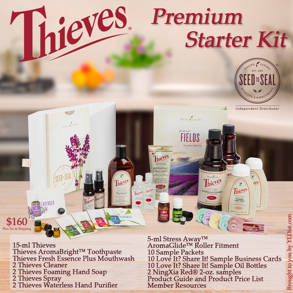 Thieves Product Line