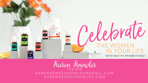 Young Living May Promotions