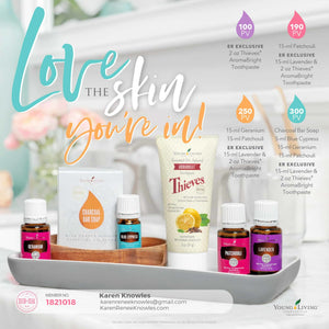 Young Living May 2019 Promos (USA- CANADA)