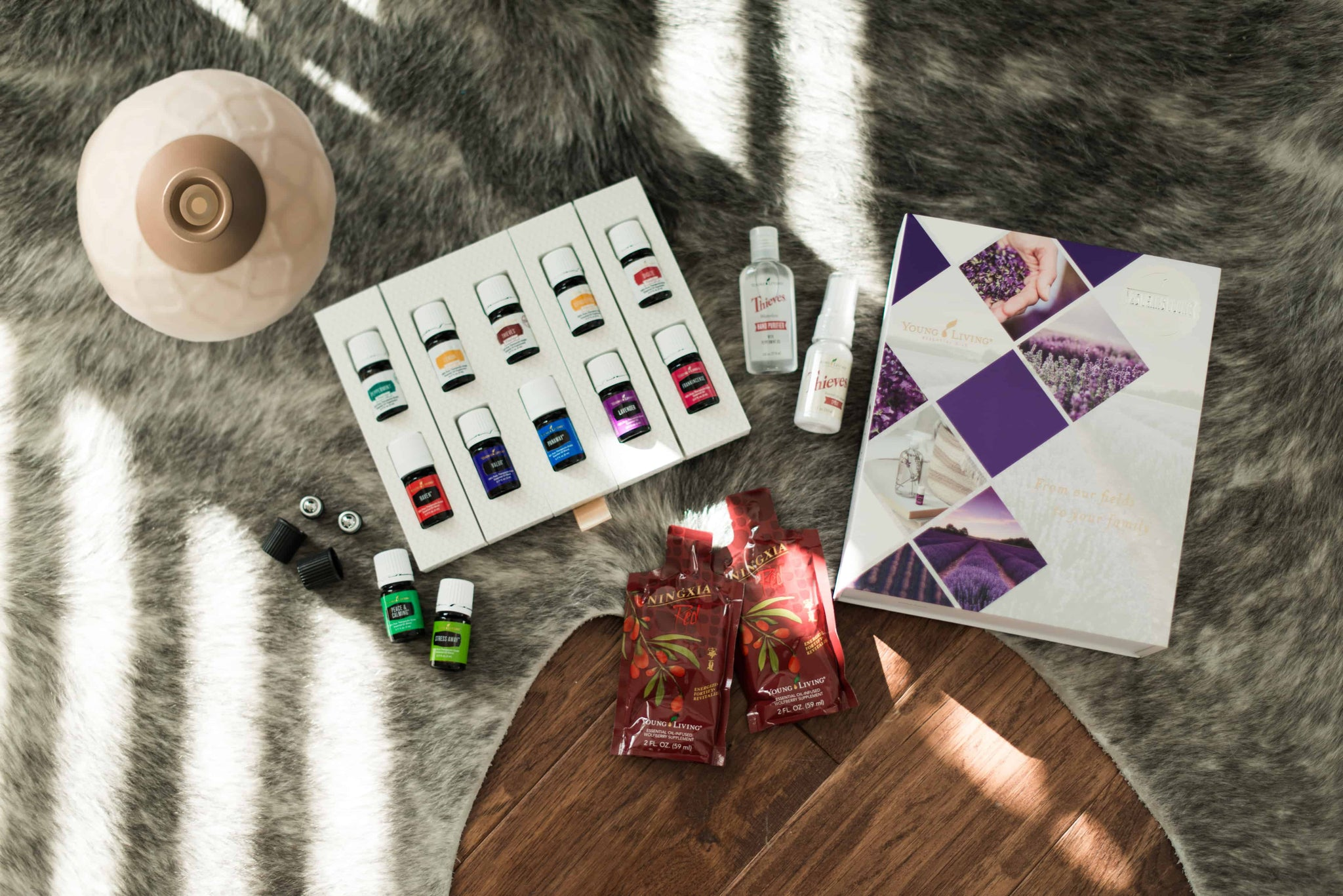 So Many Great Ways to Join Young Living as Wholesale Member