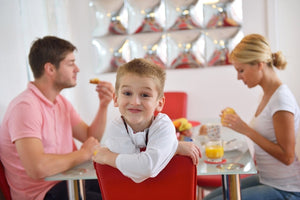 How to get your kids eating healthier without complaints!
