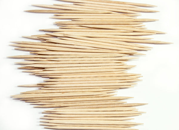 Easy DIY Cinnamon Flavored Toothpicks