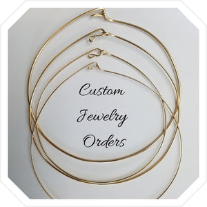 View Your Custom Order