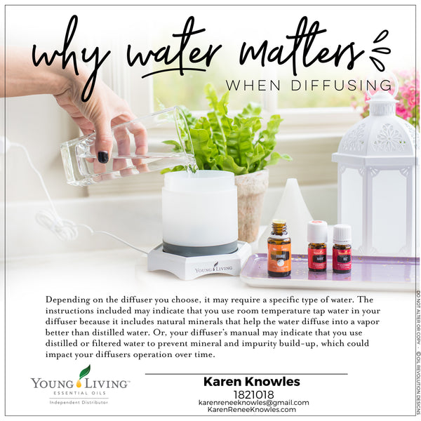 Delightful Diffuser Blend Recipes And Young Living Diffusers Karen