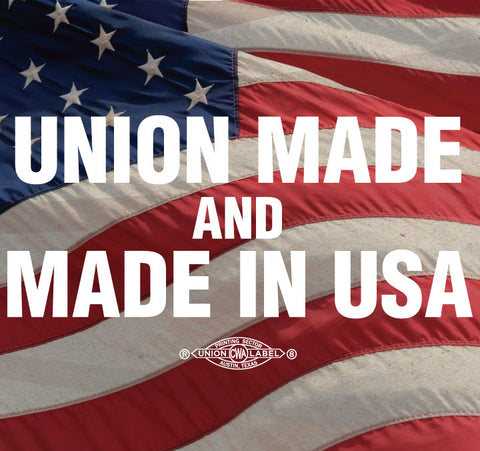 UNION/USA MADE