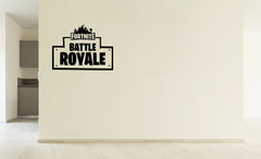 Lucky Girl Decals Vinyl Wall Decor Sticker Fortnite Battle Royale 16 Inches Wide By 12 Inches High For Gamer - Lucky Girl Decals