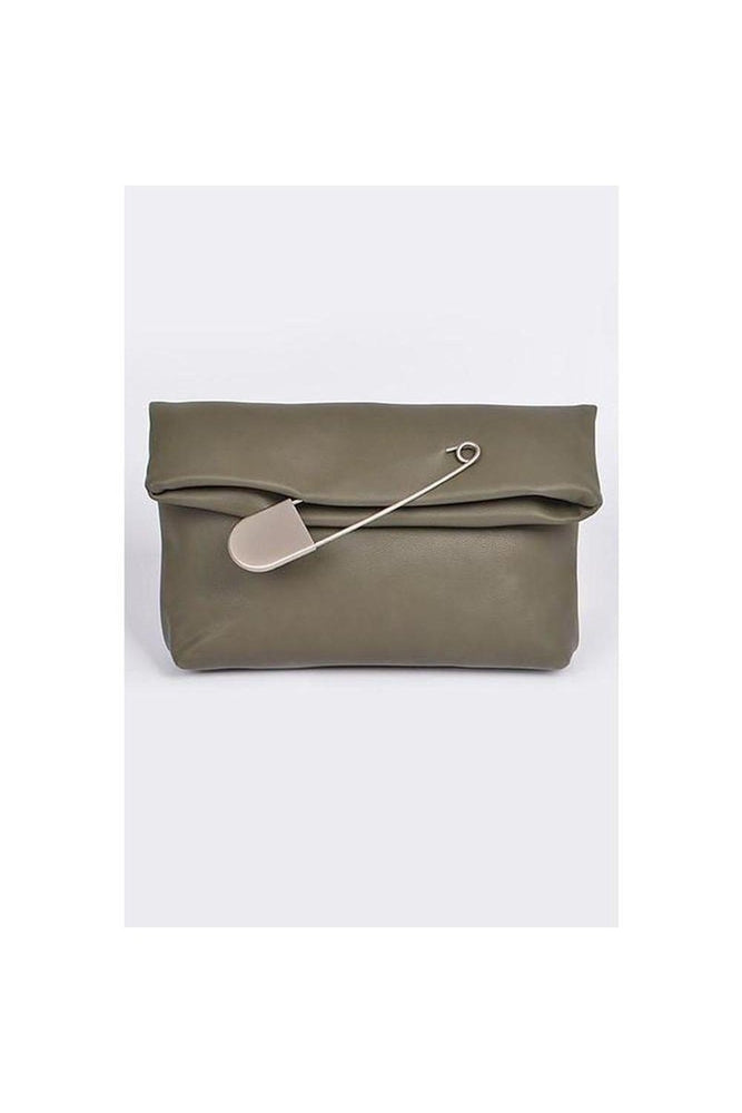 Safety Pin Clutch