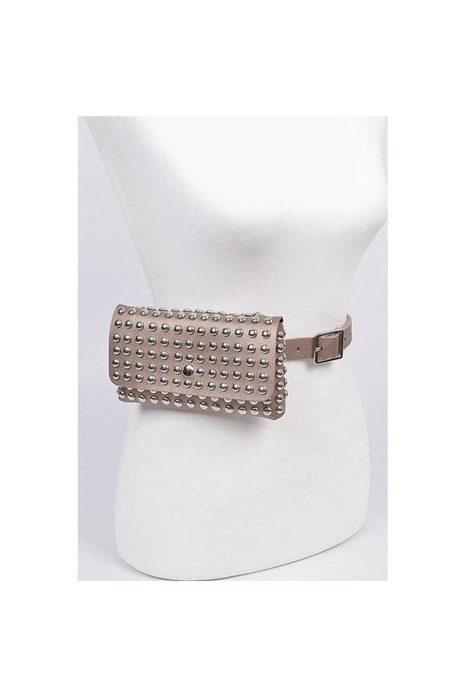 Studded Multi Purpose Belt Bag
